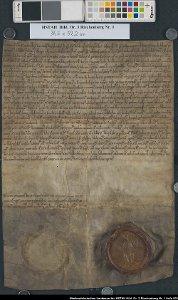 Bischof Bernhard von Hildesheim bestätigt die Gründung des Stifts Riechenberg