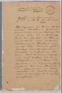 Auktion Nachlass Ilse Marie Wellhausen, geb. Wendland. 1842