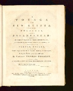 A Voyage To New Guinea, And The Moluccas, From Balambangan: Including An Account of Magindano, Sooloo, and other Islands; And Illustrated With Thirty Copperplates, Performed In The Tartar Galley, Belo