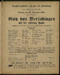 Großherzogliches Theater Oldenburg