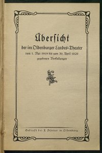 Oldenburger Landestheater