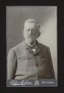[Adolf von Koenen : Portrait]