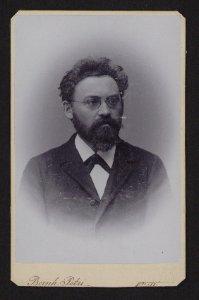 [Albert Peter : Portrait]