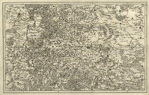 Atlas Géographique et Topographique der la Guerre d'Allemange [Auszug Niedersachsen)