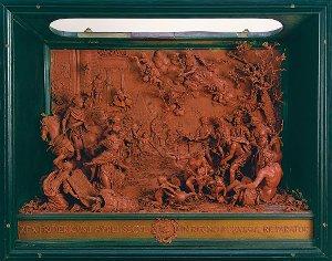 Allegorische Darstellung der Regierung König Friedrichs I. von Preußen