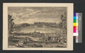 Ansicht von Schloss Versailles