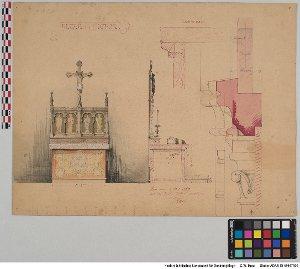 Bild des Altars für Sieber [OT Sieber, Stadt Herzberg am Harz, Ldkr. Göttingen]