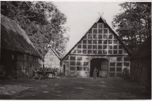 Diepholz, Barver, Haus Nr. 28, Bauernhof