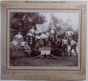 Foto / Männer-Turn-Verein 1896 / Einbeck