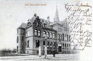 Ansichtskarte / Neue Präparanden-Anstalt / Einbeck