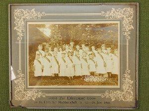Fotografie /  Einbecker Nachbarschaft 1905