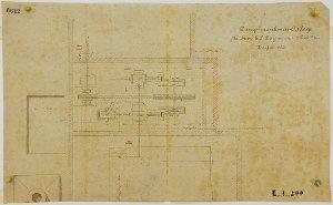 Dampfmaschinenanlage für die Juliushütte in Ellrich, 1895