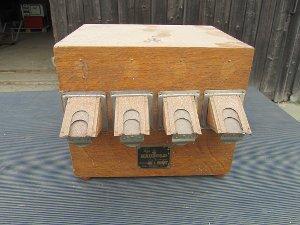 Billet-Automat