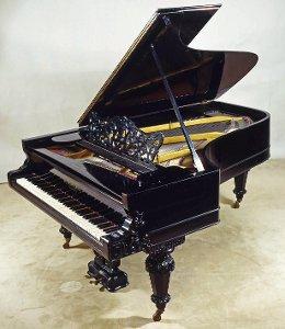 Salonflügel (Nr. 3848) (Clara-Schumann-Flügel)