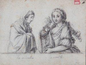 """""""La modestie - la vanité"""""""