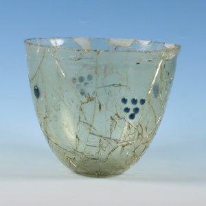 Becher, Glas
