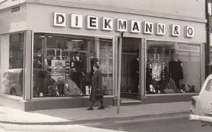 Foto: Einbeck, Altendorfer Straße 10, Modegeschäft Diekmann