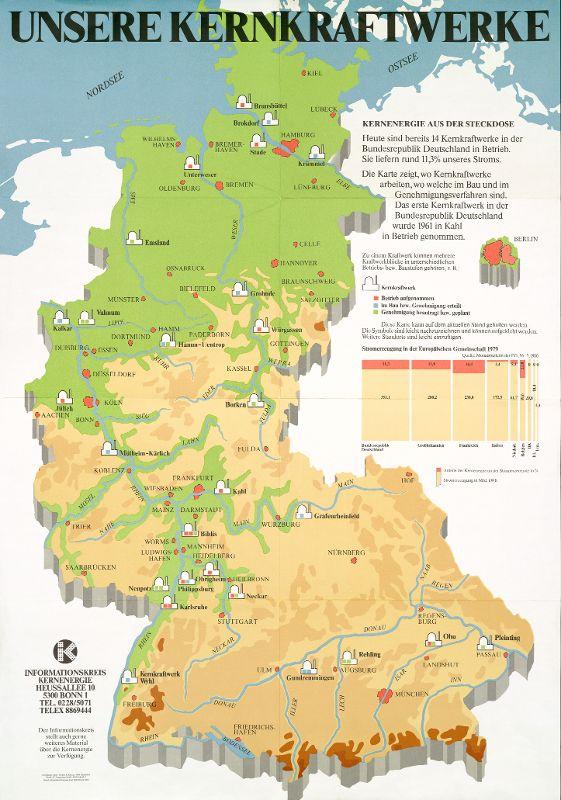 Kernkraftwerke Kulturerbe Niedersachsen